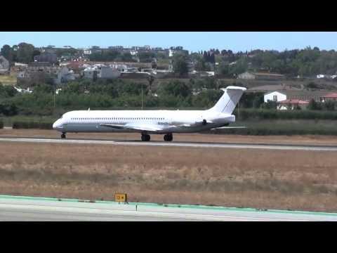 Desaparece y se estrella un MD 83 EC LTV en Niger o en Mali (Africa) - Julio 24, 2014