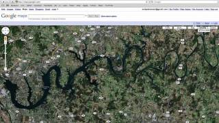 dragon on google map