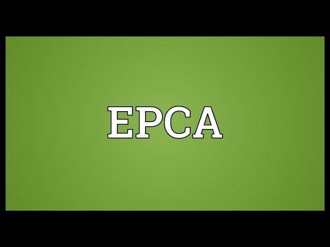 Header of epca