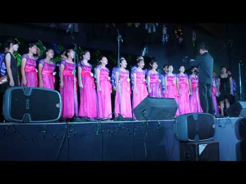 Bahay by Hilltop Chorale of Mountain View College