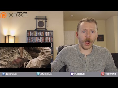 Bone Tomahawk - Official Trailer #1 (Reaction & Review) streaming vf