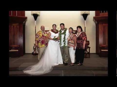 Kamehameha Chapel Wedding Photography - Oahu Wedding Photographer