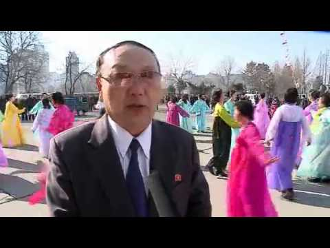 North Korean 2014 Elections with Foreignen Observers