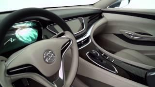 2016 Buick Avenir Concept – Interior Design