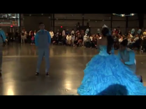 Joanna's Quinceñera: Vals de Total Eclipse of the Heart