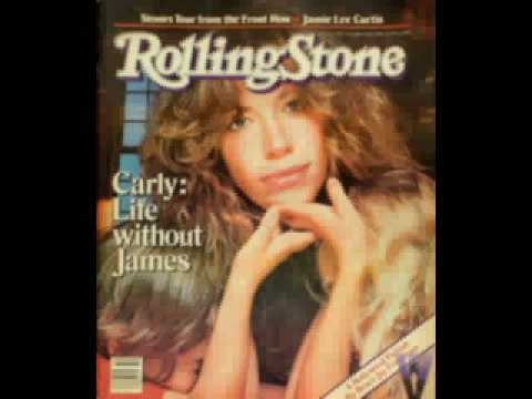 Carly Simon - As Time Goes By - YouTube