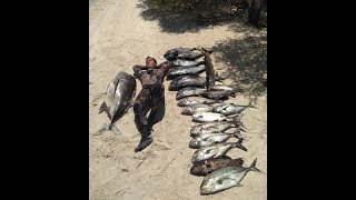 Spearfishing Indonesia AMQ TWINS SPEARO September Oktober 2017