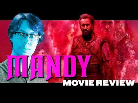 Mandy - Movie Review