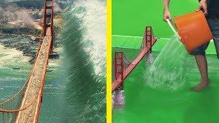 फिल्मो के 5 सबसे बेहतरीन Visual Effects | 5 Amazing Visual Effects In Hollywood Movies