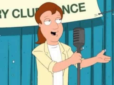 Meet the Quagmire's Family Guy