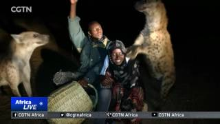 CGTN: Ethiopian Animal Activist Encourages Respect for Hyenas