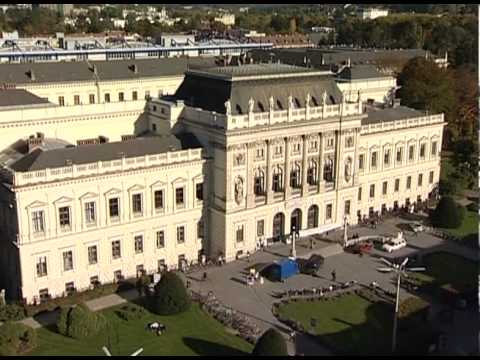 University of Graz (old film)