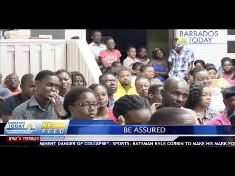 BARBADOS TODAY AFTERNOON UPDATE - JUNE 9, 2015