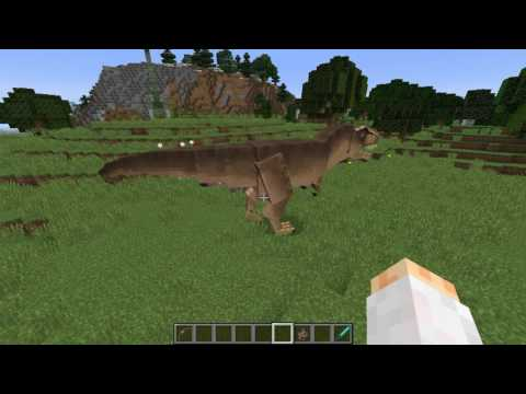 VFW - Minecraft JurassiCraft 1.10.2 เวอร์ชั่นใหม่