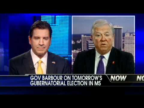 Mississippi Gov. Haley Barbour on Whether He Would Consider Being a VP Pick in 2012
