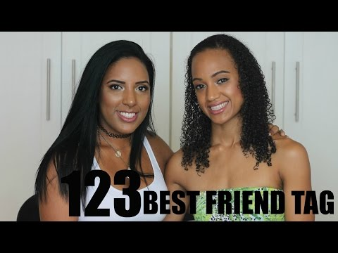 123 Best Friend Tag | Canvas Fashions - South African Beauty Blogger