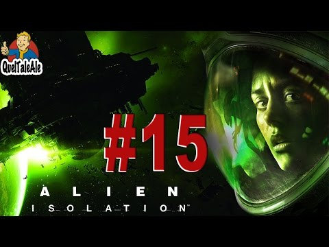 Alien Isolation - Gameplay ITA - Walkthrough #15 - Scatti felini