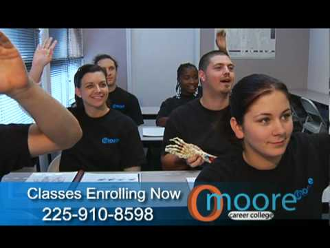 Moore Career College TV Commercial