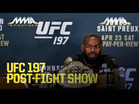 UFC 197 Post-Fight Show