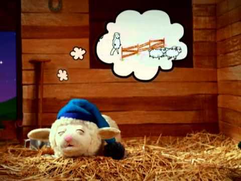 Quiet Is... | Counting Sheep | Disney Junior