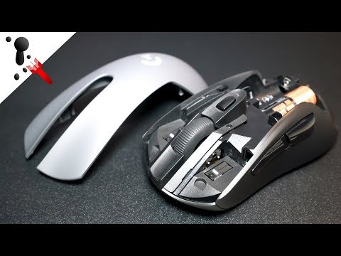 Logitech G603 Review (New Hero Optical Sensor)