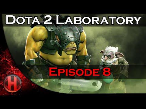 Dota 2 Laboratory  Episode 8