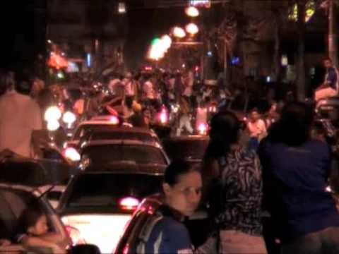 Honduras Qualifies To The 2010 World Cup Video