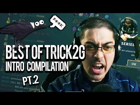 BEST OF TRICK2G   INTRO COMPILATION pt. 2