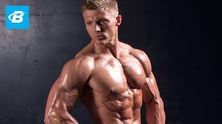 Training With Steve Cook - Bodybuilding.com