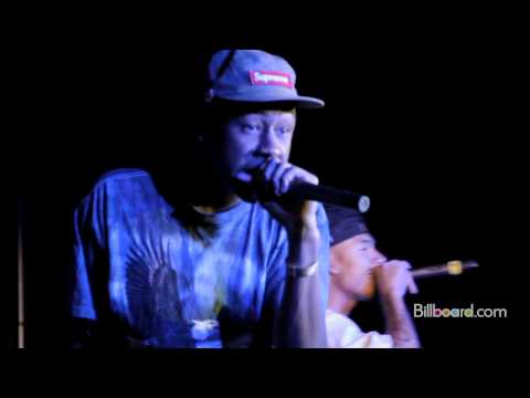 Odd Future - Sandwitches Live
