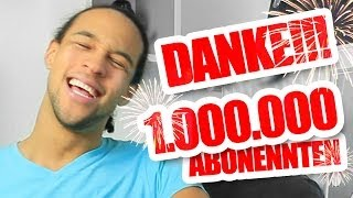 1 MILLION ABONNENTEN SPECIAL!!! :D + Outtakes