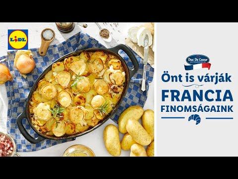 Francia ízek hete 02.03-tól | Lidl