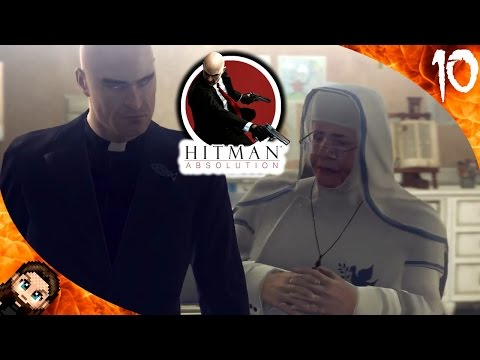 Nuns On The Run! | Hitman: Absolution (PC) - Part 10