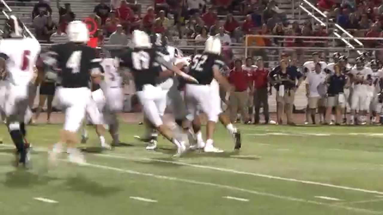 Vandegrift High School Football Stadium High School Football Recap