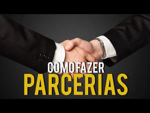 COMO FAZER PARCERIAS COM CANAIS DO YOUTUBE? | DICAS YOUTUBE thumbnail