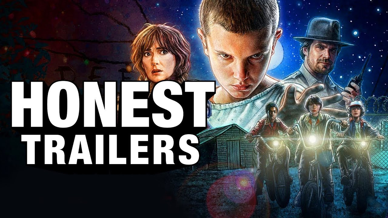 Stranger Things Gets Its Honest Trailer