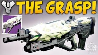 Destiny: THE MELT MACHINE! Grasp of Malok - My Best Roll & Crucible Gameplay (Rise of Iron)