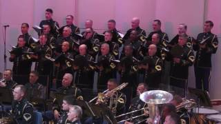 Live The U S Army Chorus 60th Anniversary Celebration Concert