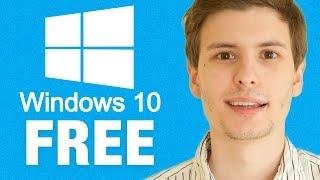 How To Get Windows 10 Upgrade For Free VideoMp4Mp3.Com