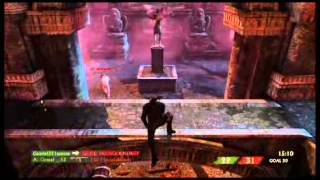 Uncharted 3 Multiplayer Match 21