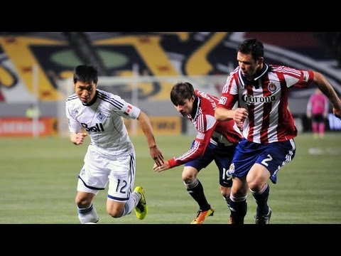 HIGHLIGHTS: Chivas USA vs. Vancouver Whitecaps | March 30, 2013