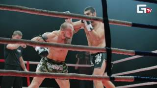 Industrials - Battle in Belgorod (MMA and MUAY THAI)