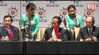 Komuniti ASEAN dimeterai