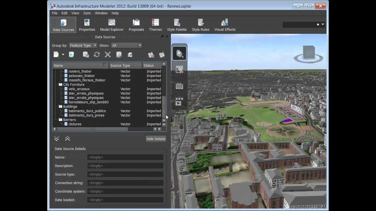 Autocad Map 3d Autocad Map 3d et Autodesk
