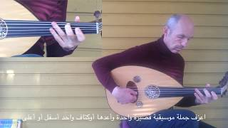 Oud training: Imitation