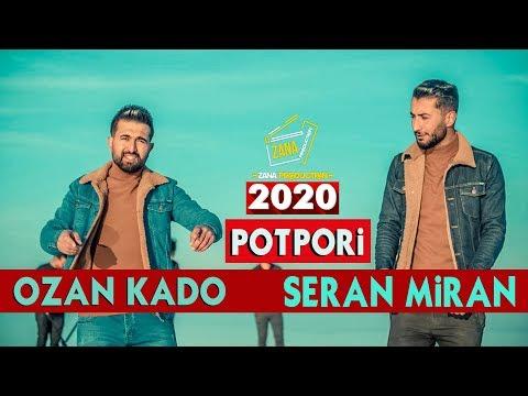 Ozan Kado Şeran Miran Kürtçe Potpori - Kurdish Mashup - Kürtçe Mashup