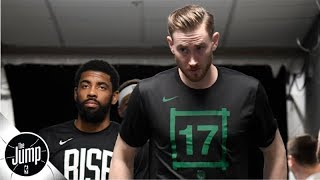 Celtics 'force-feeding' Gordon Hayward was the start of their problems, Jackie Mac says | The Jump