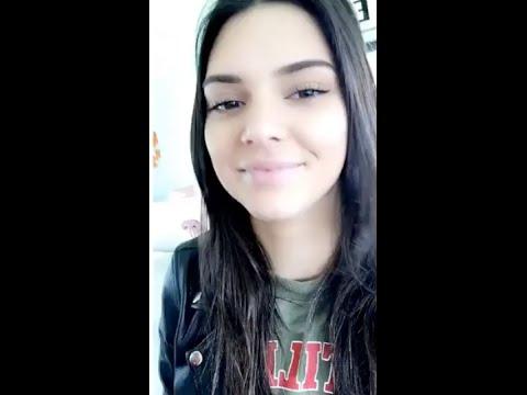 KENDALL JENNER SNAPCHAT VIDEOS 2 (ft. Tyler The Creator, Gigi Hadid, Kylie Jenner,etc.)