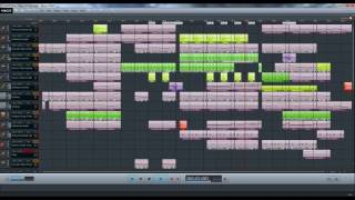 Pirates Bay - Epic Orchestra Music (Magix Music Maker 2014 Premium)