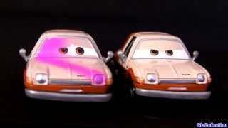 Cars 2 Tubbs Pacer with Paint Spray 2013 Lemons Black Tolga Trunkov Disney Pixar Toys Collection